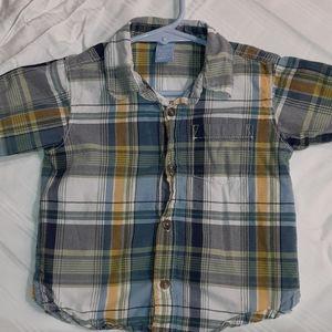 ❤ 5 for $25 ❤ Childrens Place Plaid Shirt